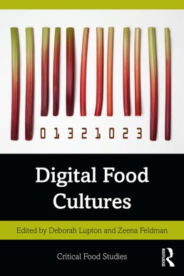 Digital Food Cultures cover