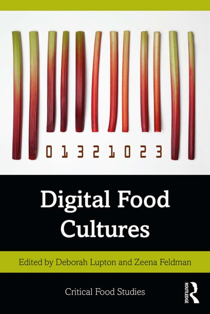 Digital Food Cultures cover